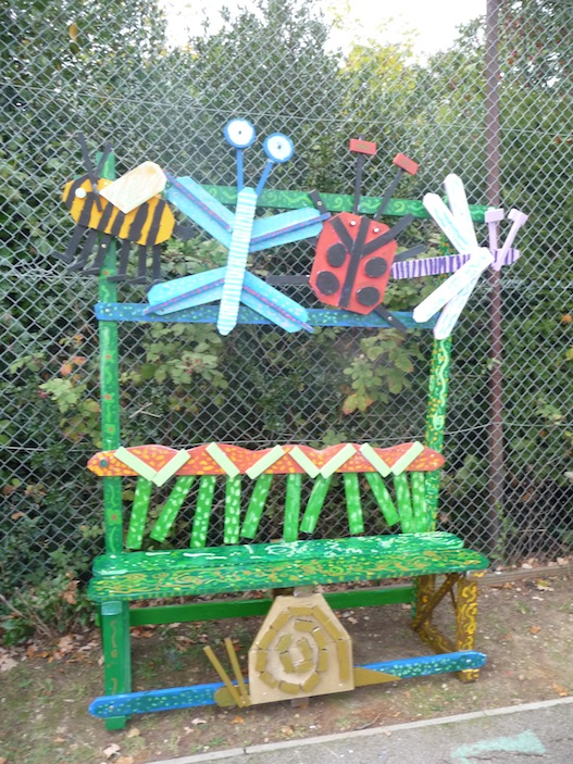 Insect Bench